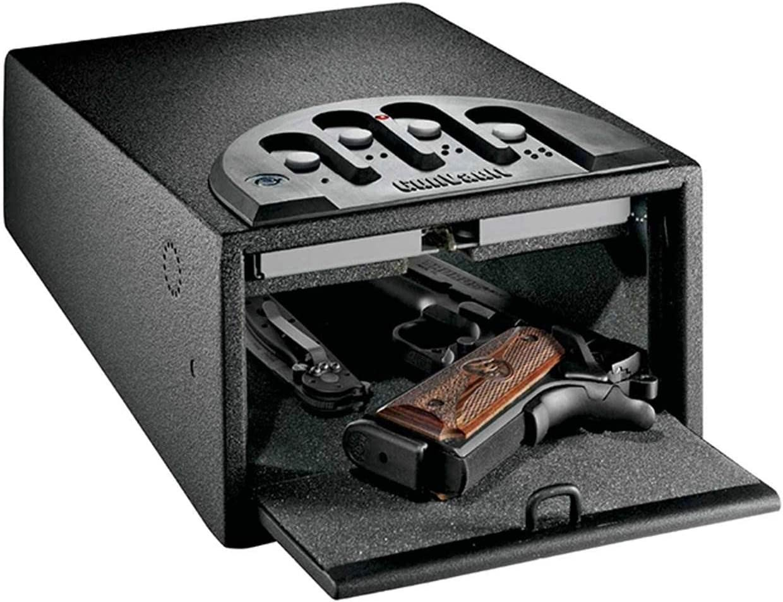 1. GunVault Standard Minivault Personal Safe with Electronic Lock