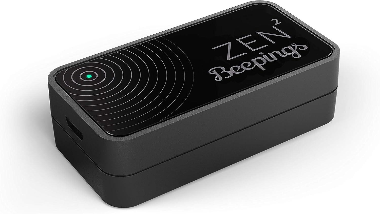 /¡Suscripci/ón y Servicios incluidos! Tracker GPS ZEN2 by Beepings con fijaci/ón magn/ética Alerta antirrobo y Detector de Movimientos para Coches Motos y Scooters