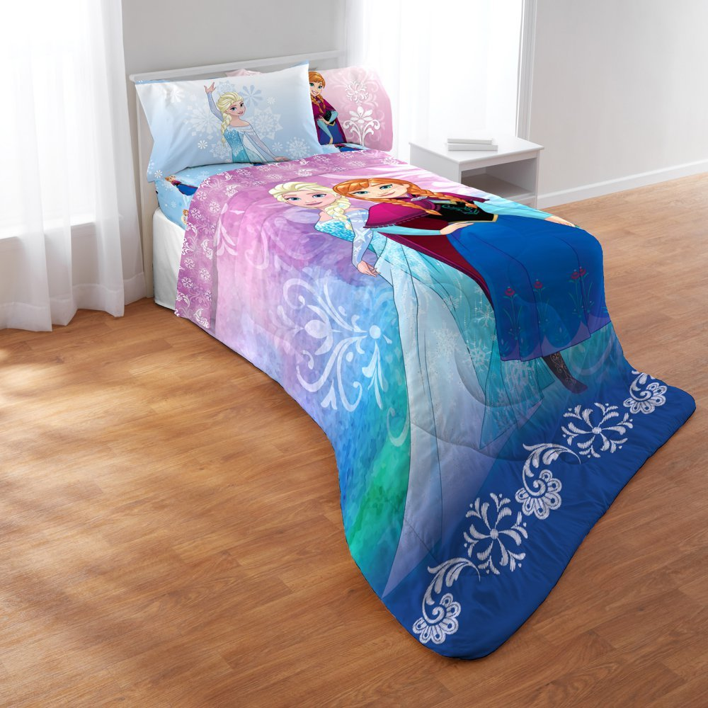Franco Frozen Nordic Frost 4 Piece Comforter Set