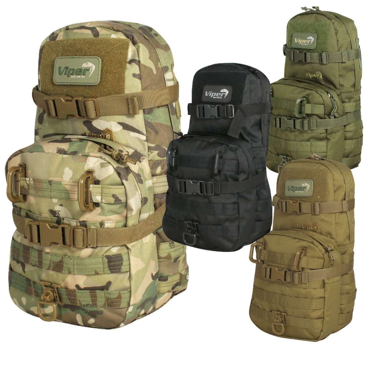 Viper One Day Modular Pack Coyote  Amazon.co.uk  Sports   Outdoors 384b92dabb0d4