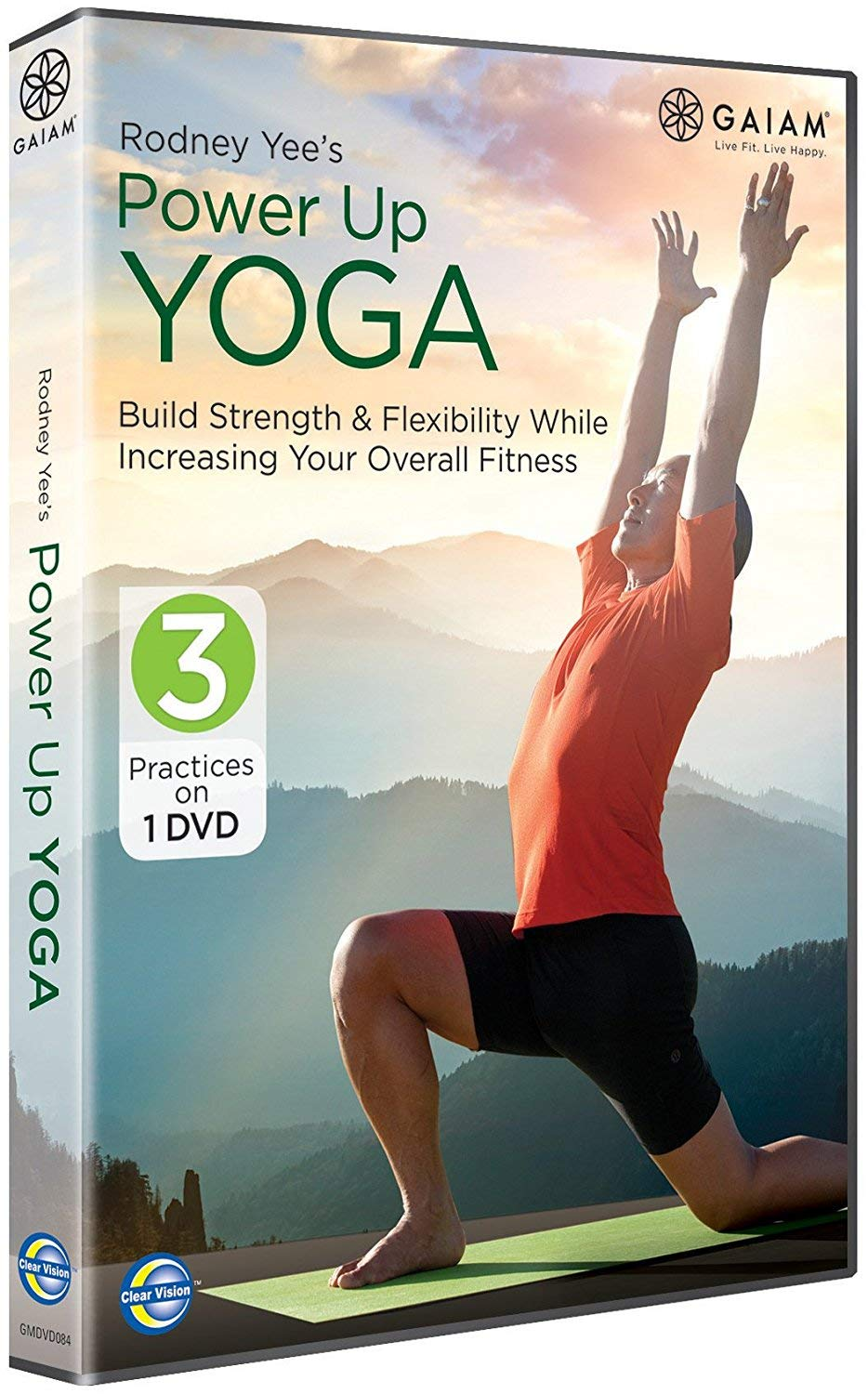 Rodney Yees Power Up Yoga [DVD] [Reino Unido]: Amazon.es ...