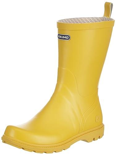 Viking Gyda Gelb, Damen Gummistiefel, Größe EU 40 - Farbe Yellow Damen Gummistiefel, Yellow, Größe 40 - Gelb