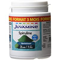 Juvamine JUVAMINE SPIRULINE, MAXI FORMAT 90 comprimés