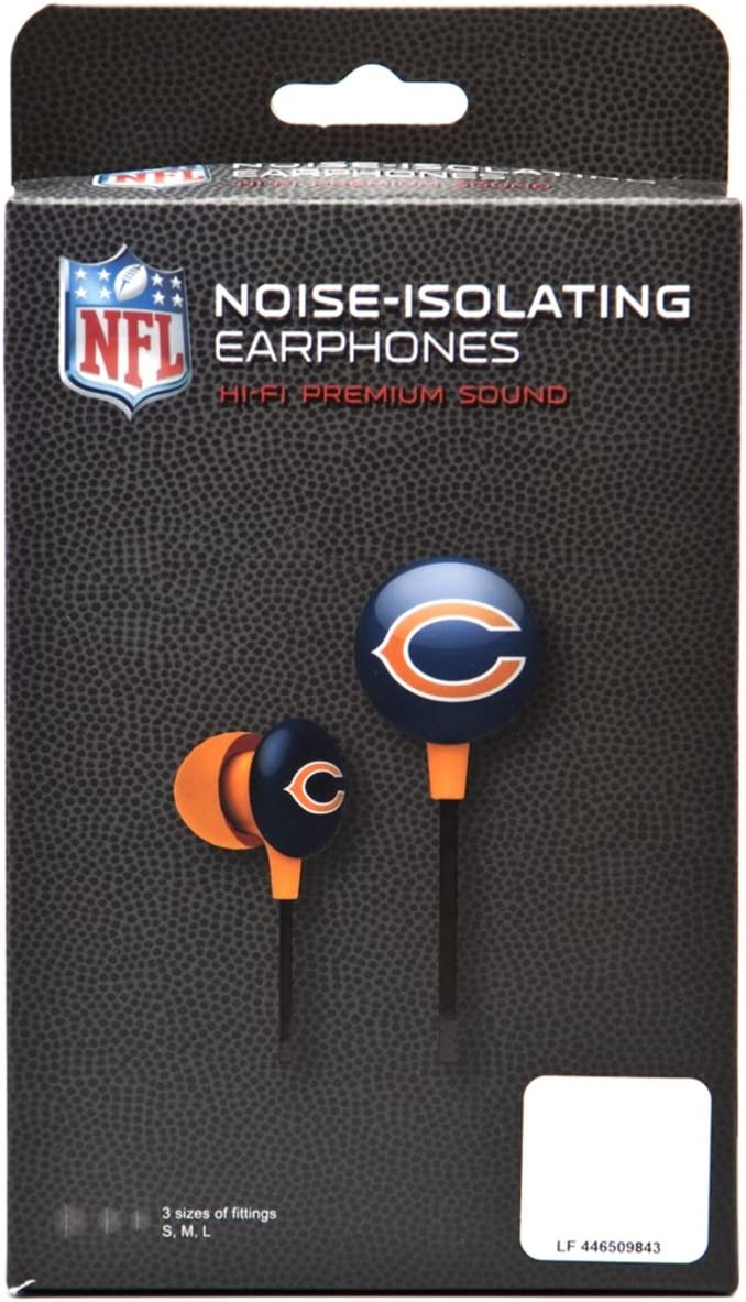 IHIP NFFCHB Headphones Chicago Bears
