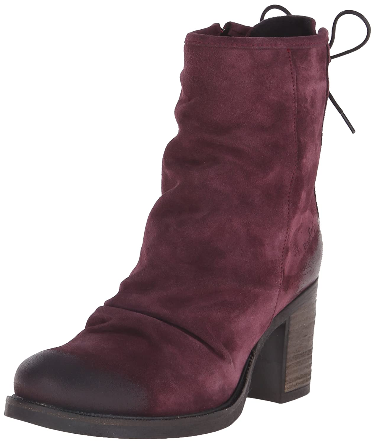 Bos. & Co. Women's Barlow Boot B00VMUP4IK 38 EU/7-7.5 M US|Plum