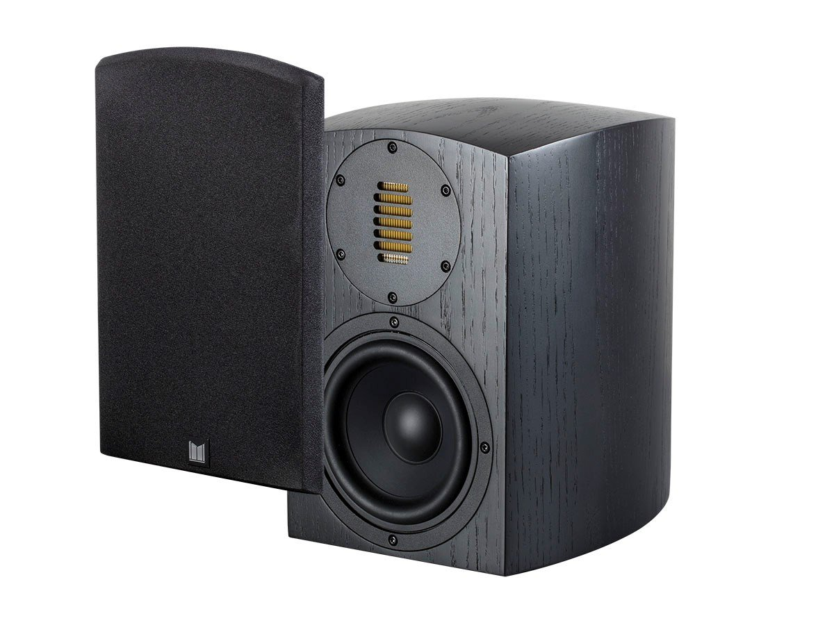 Monoprice Monolith Air Motion Cinema 5 Bookshelf Speaker (Each) by Monoprice