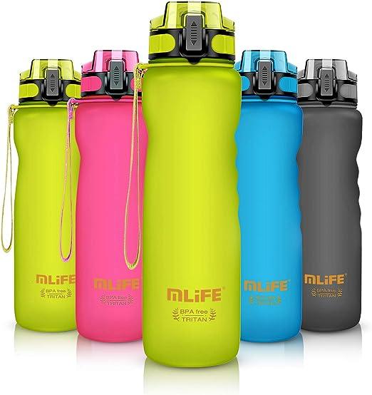 350 ml Premium Bouteille Sport Bouteille D/'eau Bouteille Passoire BPA Libre de l/'eau