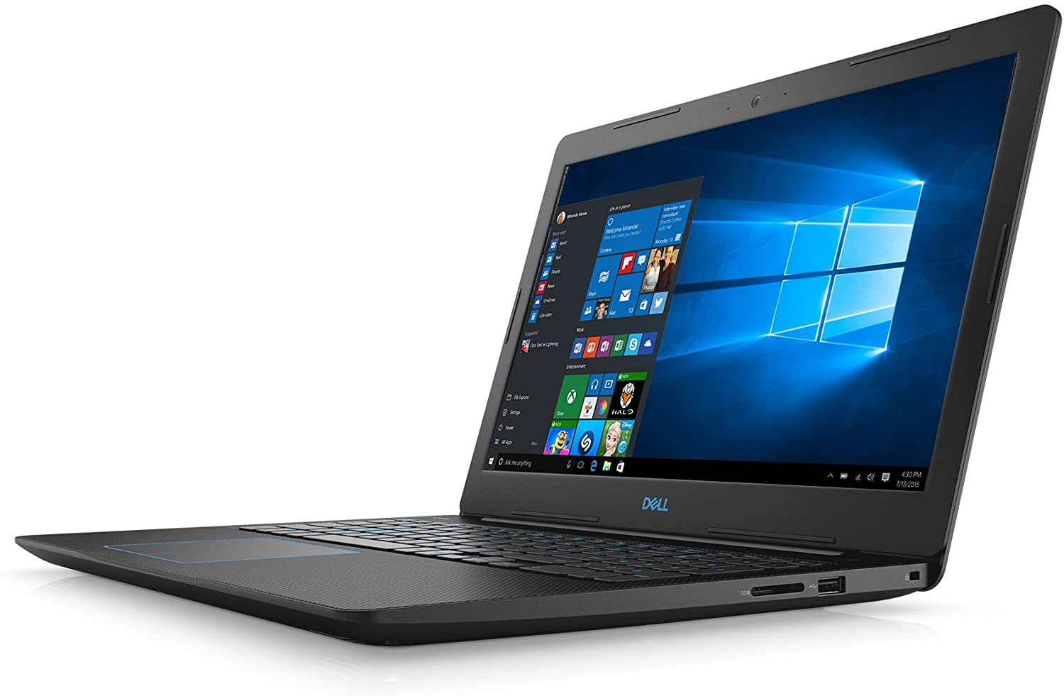 Dell Laptop- G3579-7989 BLK-PUS