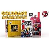 UFO ROBOT GOLDRAKE SERIE COMPLETA 19 DVD +BOX +POSTER