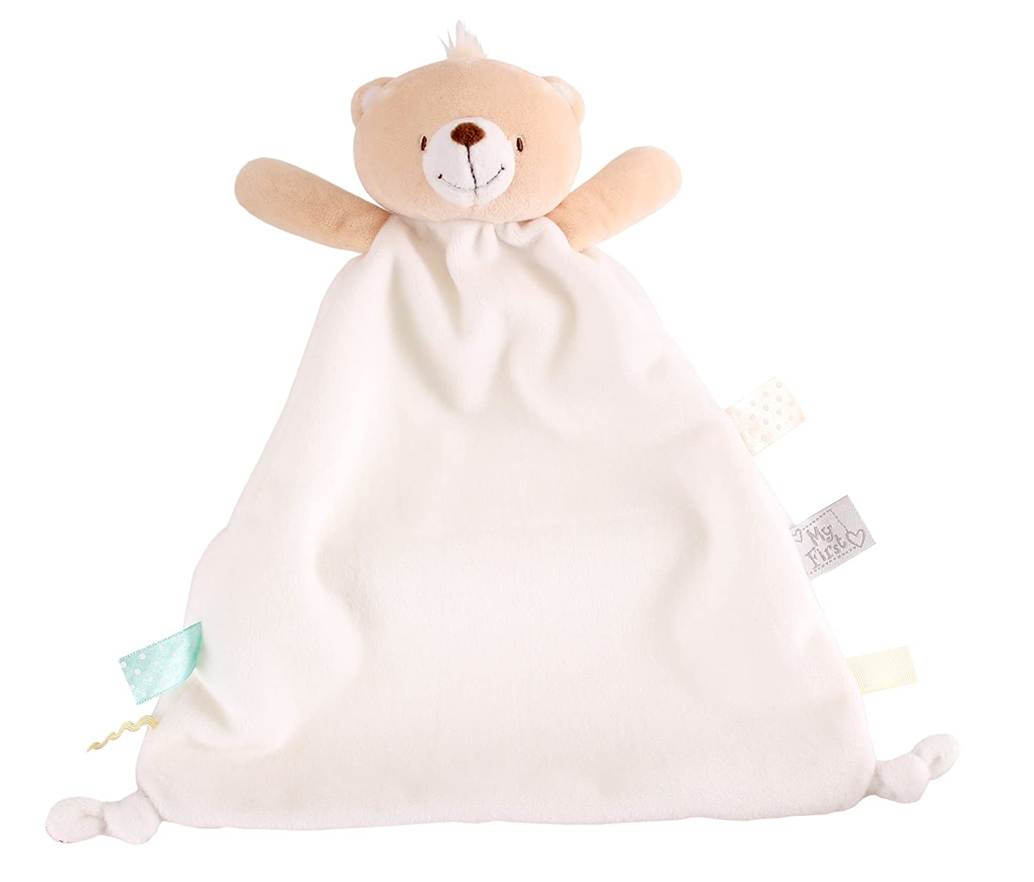 My First Forever Friends Snuggle Blankie (Dispatched From UK) Golden Bear 1933