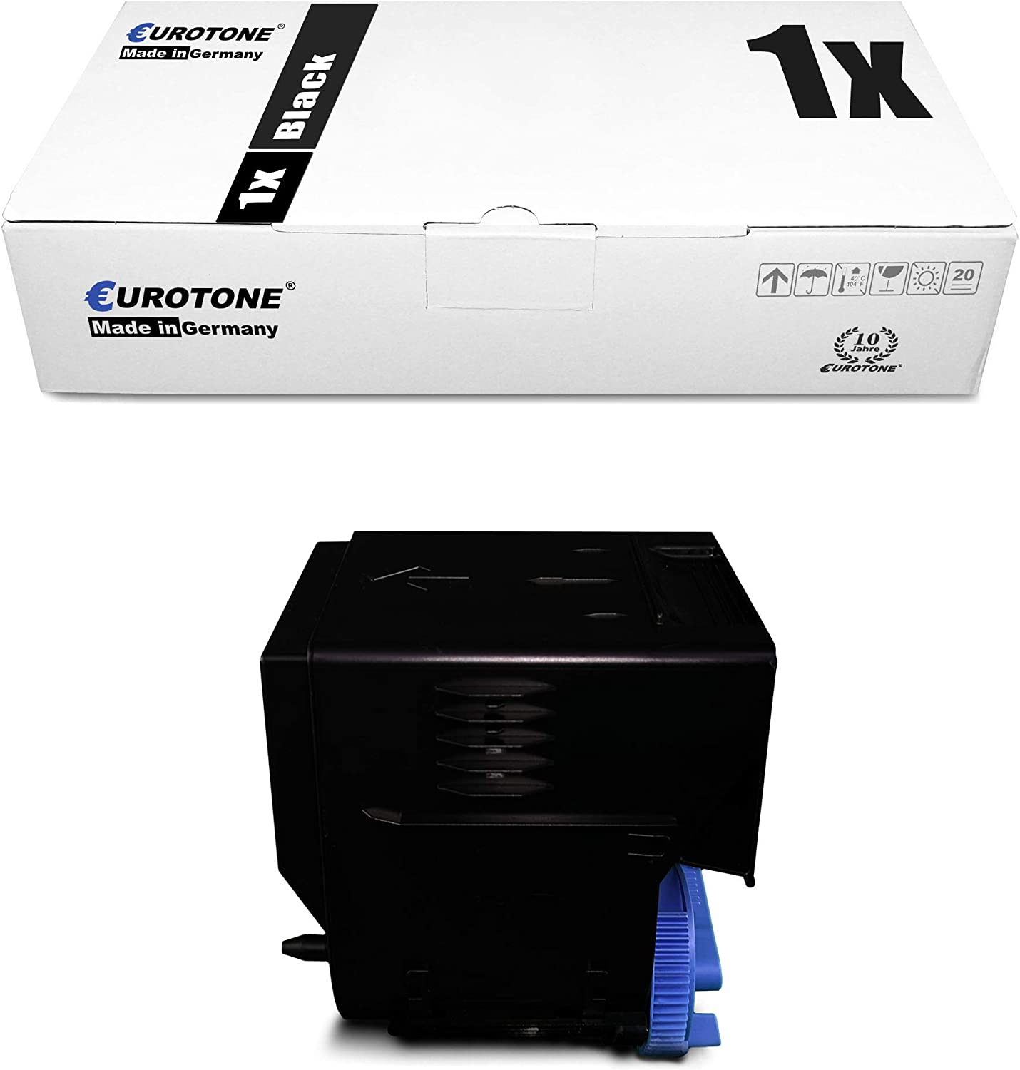 8X Eurotone Toner for Canon Imagerunner C 2380 2880 3080 3380 3580 V Ne i 2 Replaces C-EXV 21