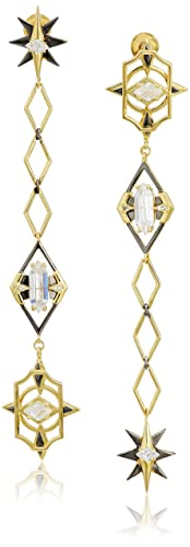 Noir Jewelry Relic Drop Earrings