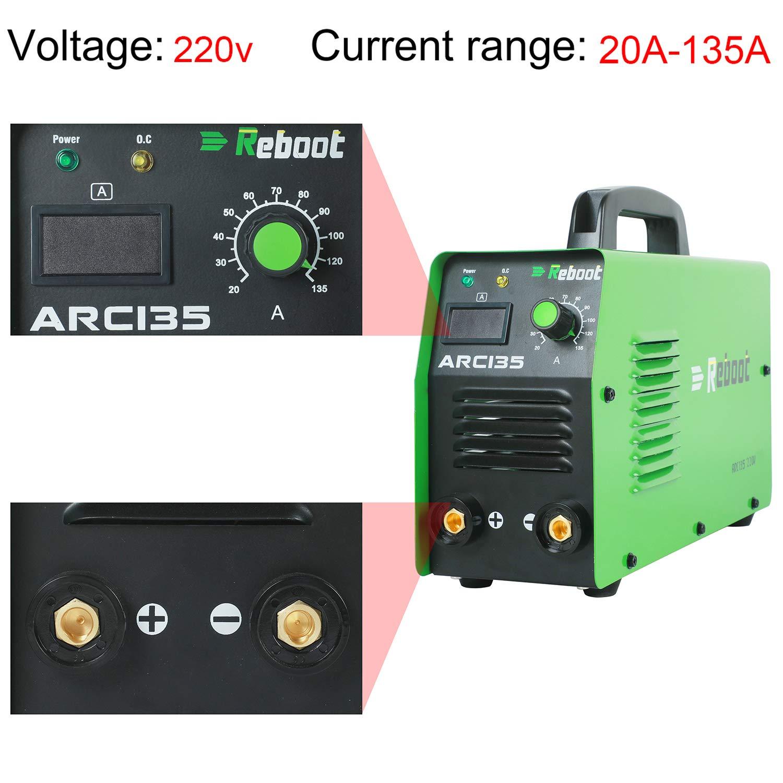 500A Schwei/ßelektrodenhalter Schwere Backenhaltezange Elektrodenklemme von Schwei/ßger/ät ARC-Schwei/ßer American Design