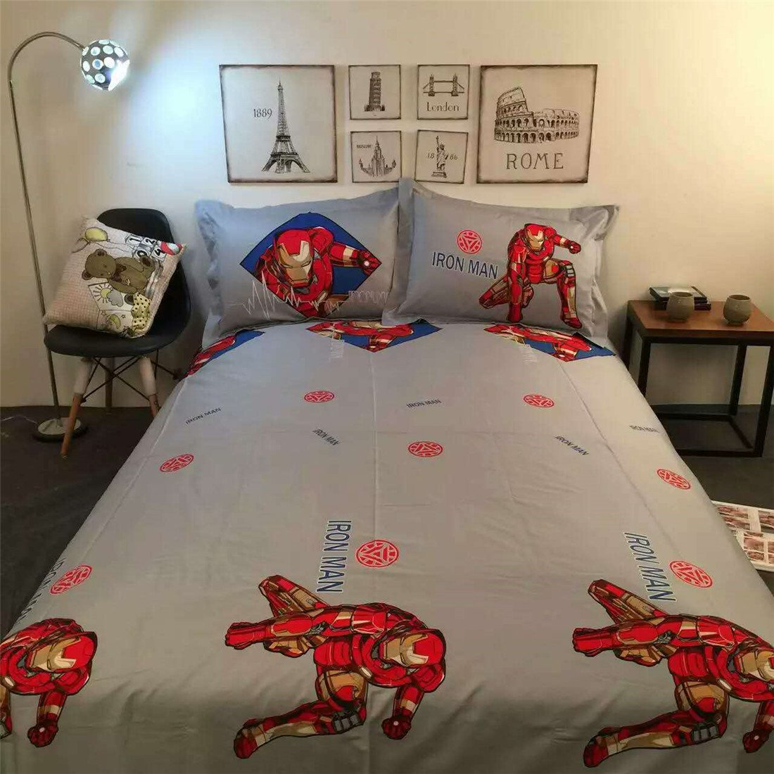 Iron Man Sheets
