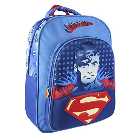 Superman 2100001990 Mochila Infantil
