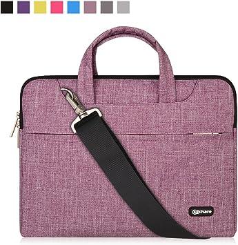 "Laptop Macbook Pro Chromebook Sleeve Bag Case Hidden Handle Fit 13.3/"" 13/"" 1810"