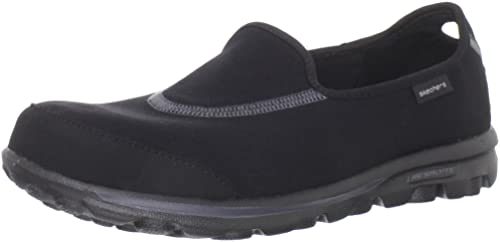 Skechers negro 15730 bbk zapatos para señora