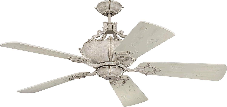 Craftmade Wellington XL 54 (5 hoja ventilador de techo: Amazon.es ...