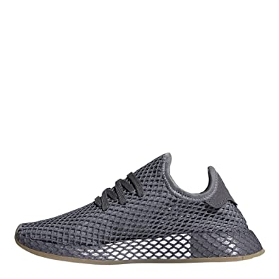 adidas Originals Deerupt Runner J Grey Three Textile 39 1/3 EU
