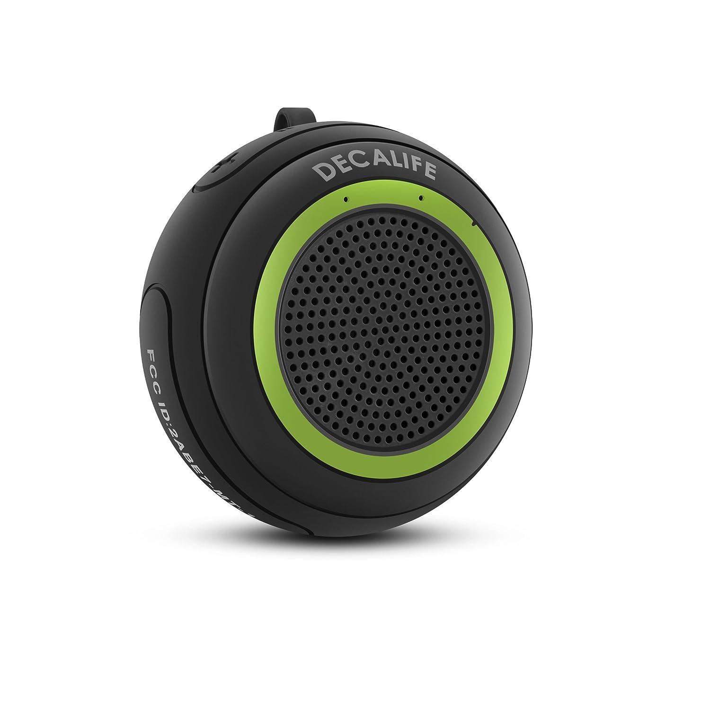 f6b41ee0793 DECALIFE Waterproof Portable Bluetooth Speaker - ULTIMOHUB