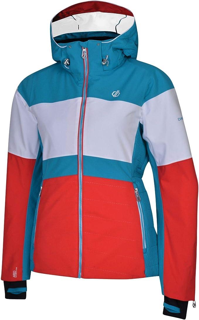 Veste de Ski Femme Dare 2b Awoval Ergonomique Aep Kinematics