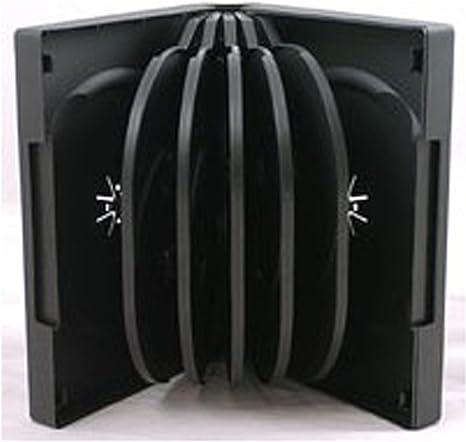 Caja Four Square Media para CD, DVD o Blu-ray para 12 discos (39 ...