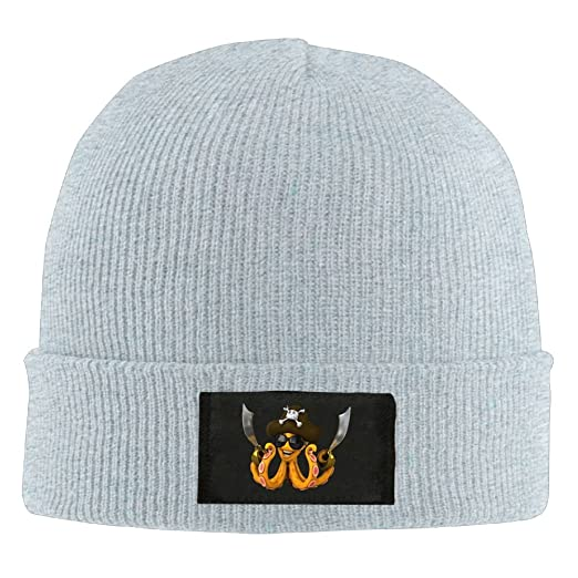 79ed0e389e25f5 Beanie Hat Octopus Rogue Cool Winter Knitting Wool Warm Caps at Amazon  Men's Clothing store: