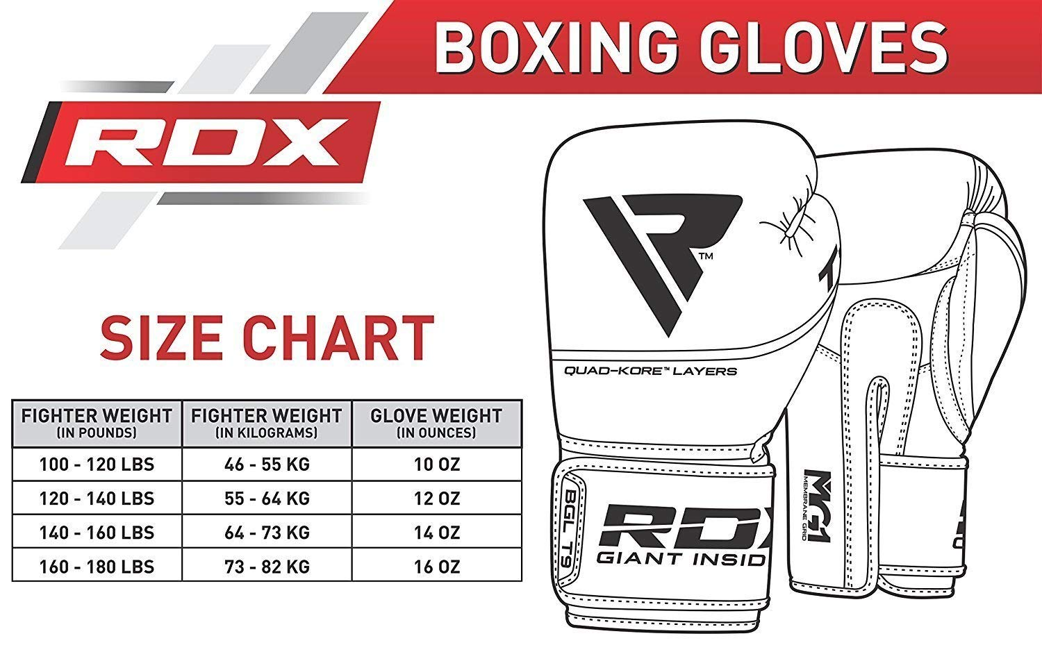 Genuine Cowhide Leather Infused Gel Gloves for Sparring RDX Boxing Gloves for Training Muay Thai Fighting Bag Mitts Kickboxing and Heavy Punching Bag Focus Mitts