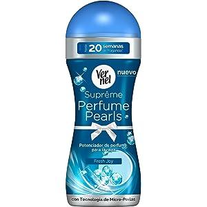 Vernel Suprême Perfume Pearls potenciador de perfume para la ropa Fresh Joy - 260 gr