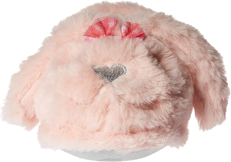 Trimfit Girls Girls Light-Up Eyes Bunny Slippers Moccasin