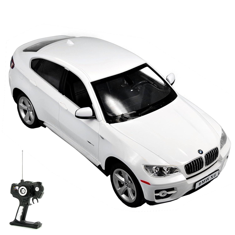 marcas en línea venta barata BMW X6 – RC teledirigido licencia licencia licencia de Auto en el original de diseño, modelo de escala 1: 14, con control remoto  Compra calidad 100% autentica