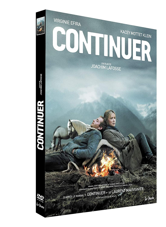 dvd de Continuer