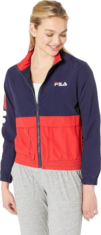 d140e402 Amazon.com: Fila Women's Miguela Wind Jacket: Clothing