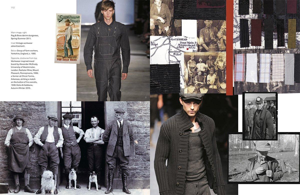 The Fashion Resource Book Men Lance Publishing Studio
