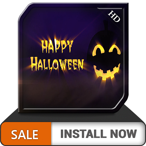 Scary Halloween Apps (Happy Halloween HD - Creepy Horror theme for Fire Devices &)
