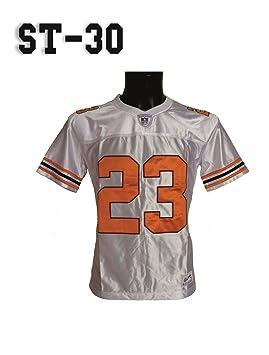 NY FRIDAYS Camiseta Futbol Americano Burton ST 30  Amazon.es ... b8c1aa1533872
