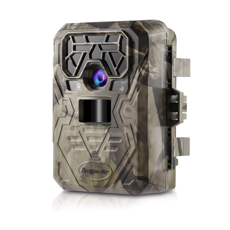 Trail Camera, YKS Game Life Sercurty Wildlife Digital Camera with HD 12 MP 1080P 36PCS IR LEDs Waterproof IP66 detection Range 75ft 2.0'' LCD Screen