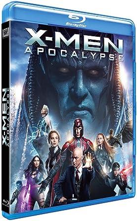 X,Men  Apocalypse [Blu,ray + Digital HD]