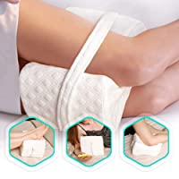 AERIS Knee Pillow for Side Sleepers -%100 Memory Foam Leg Pillow for Sleeping -...