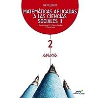 Matemáticas aplicadas a las Ciencias Sociales II. (Aprender es crecer en conexión) - 9788469812808