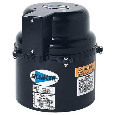 Air Supply 6316220F 1.5 HP 220V Silencer Blower: Sports & Outdoors