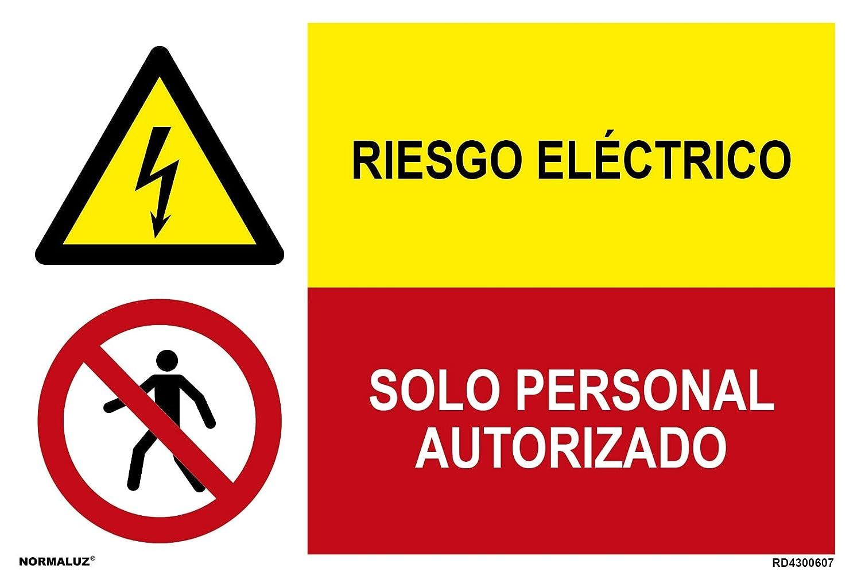 Normaluz PRD4360607 - Señal Combinada Homologada Riesgo ...