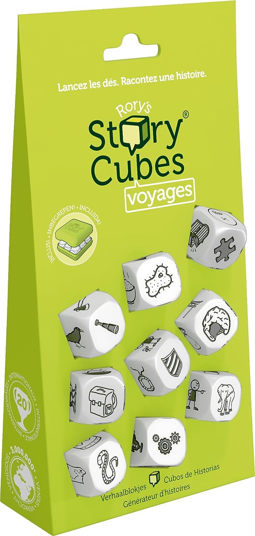 Story Cubes Viajes Blister - Español