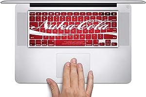 MWCustoms Popular Video Game Cola Artwork Keyboard Decals for 12 inch MacBook