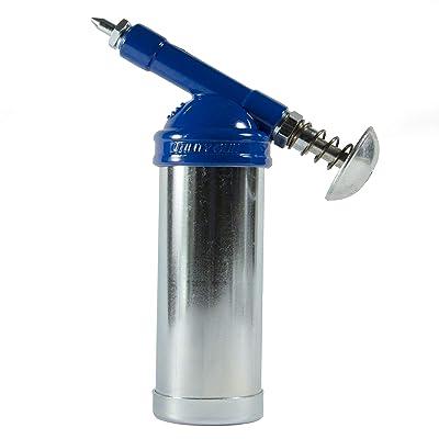Dualco Grease Gun with Short Nozzle: Automotive [5Bkhe1500710]