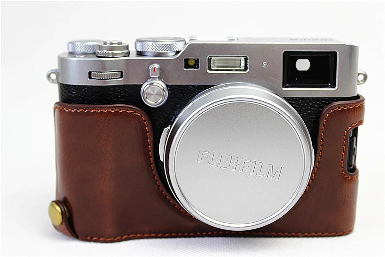 Unten Offene Version Schutzmanahmen Pu Leder Kamera Fujifilm X70 Digital Camera Paket