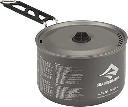 10 INCH Sea to Summit Alpha Pan Non Stick