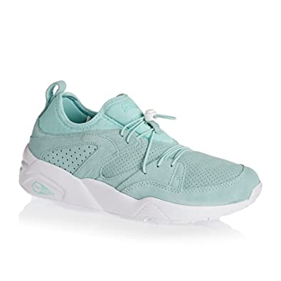 Zapatillas Puma Blaze of Glory Soft Aruba Blue: Amazon.es: Zapatos y complementos