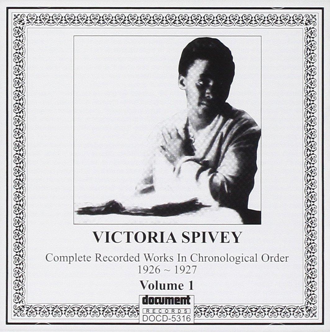 Victoria Spivey 1 1926-1927