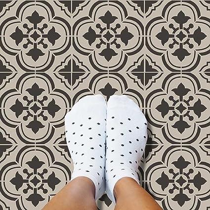 Santa Ana Tile Stencil   Trendy Stencils For DIY Home Decor   By Cutting  Edge Stencils